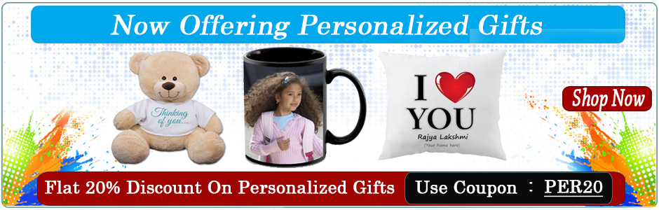Customized Gifts Online