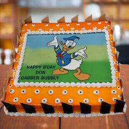 Donaldjuck_Cake - 3kgs